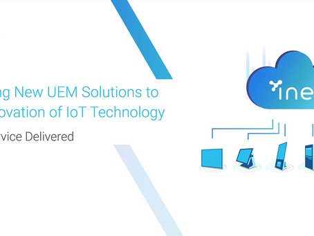 Flytech Introduces New UEM Solutions (inefi) to Spark Innovation of IoT Technology