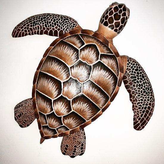 Life Size Hawaiian Sea Turtle