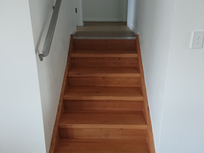 Blackbutt stairs