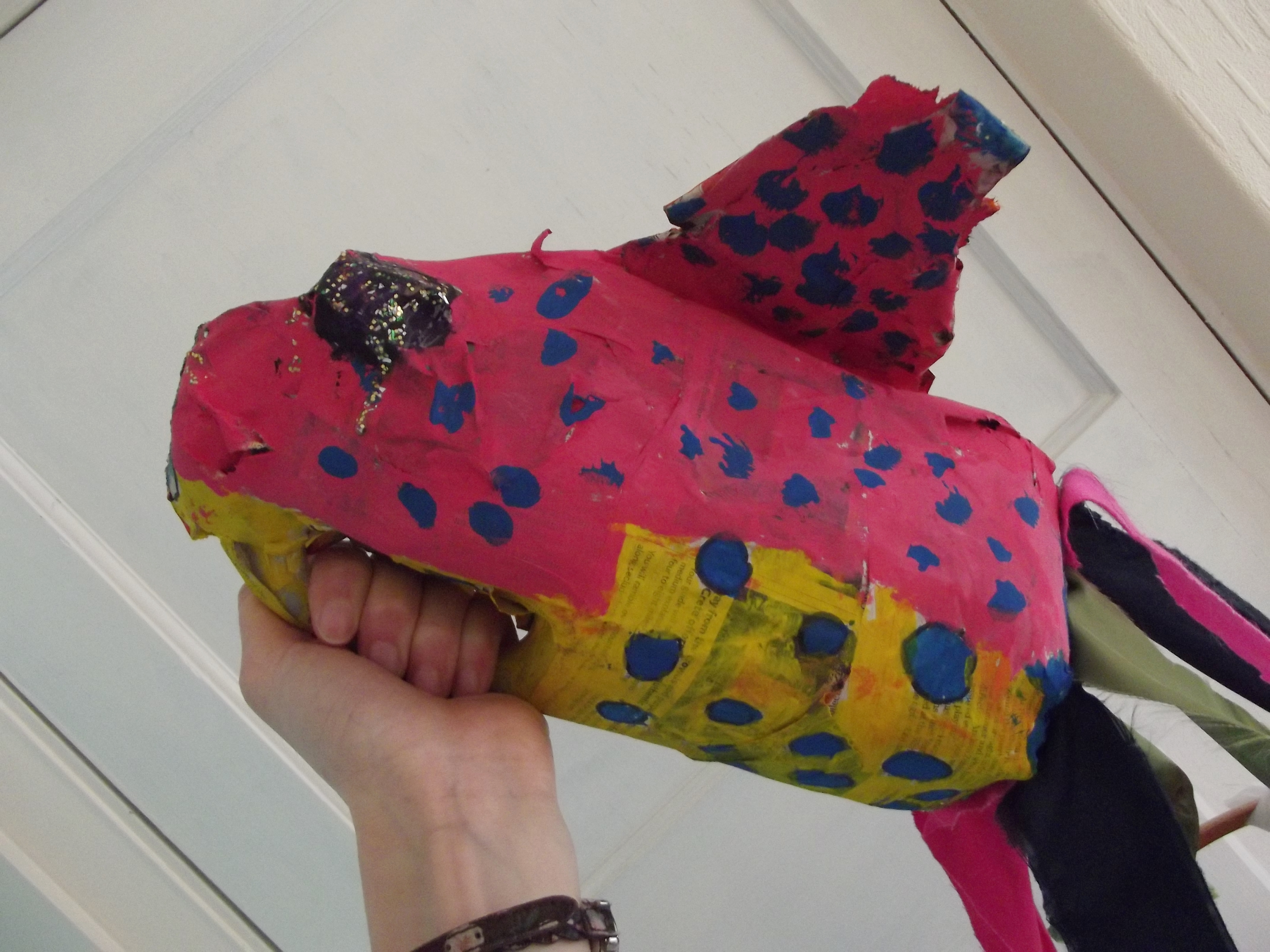 Fabulous Fish Puppets