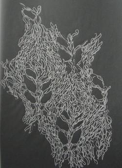 Knitting Drawing