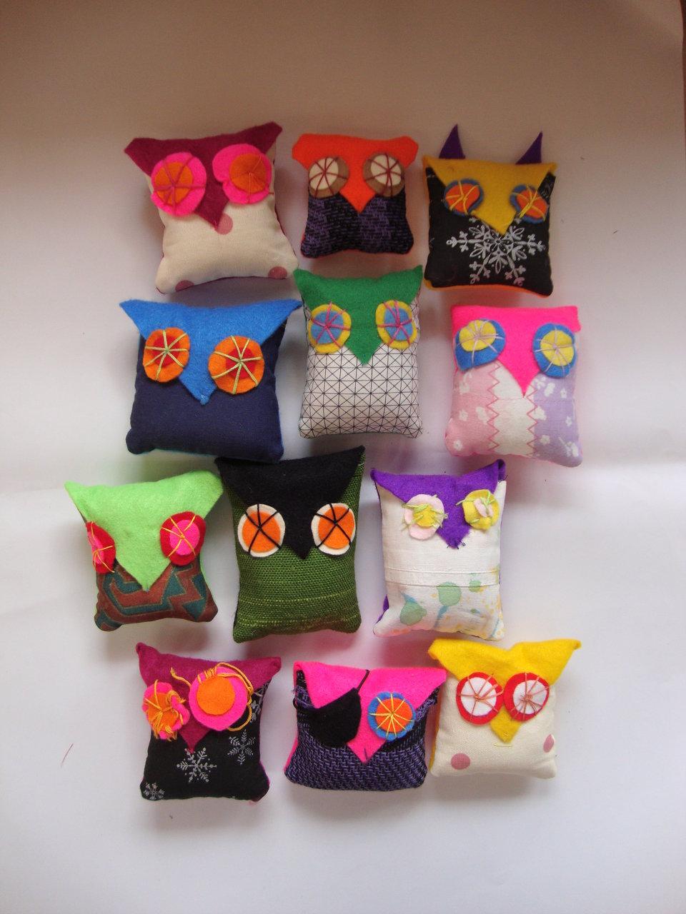 The Owls of Heathlands
