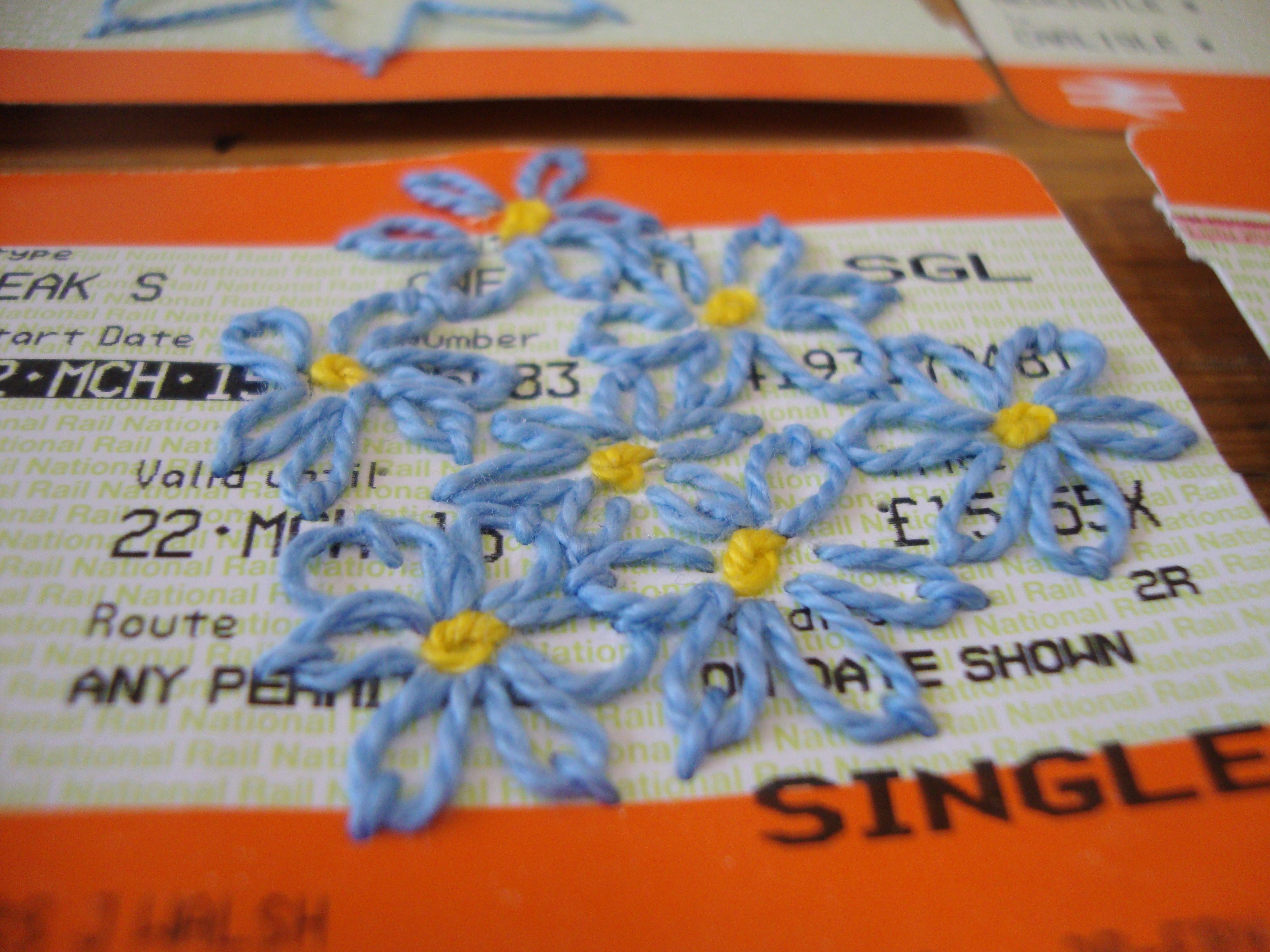 Ticket detail