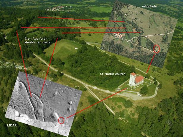 Šilentabor archaeological site