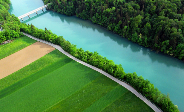 A Tamed River