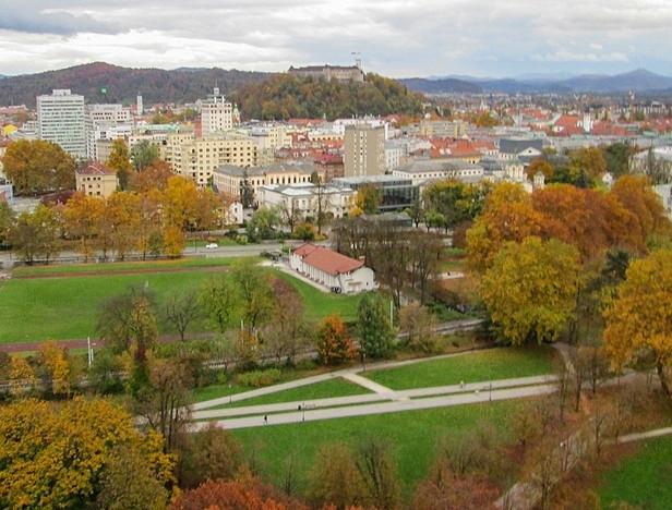 Autumn in Ljubljana - Part 1