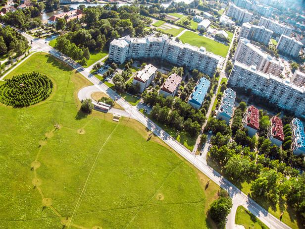 Fužine district, Ljubljana