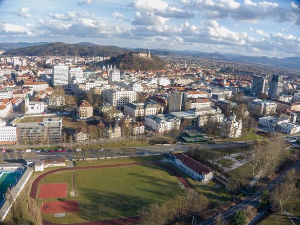 Ljubljana Beloved