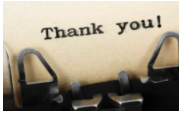 Student Success: The Power of Thank You