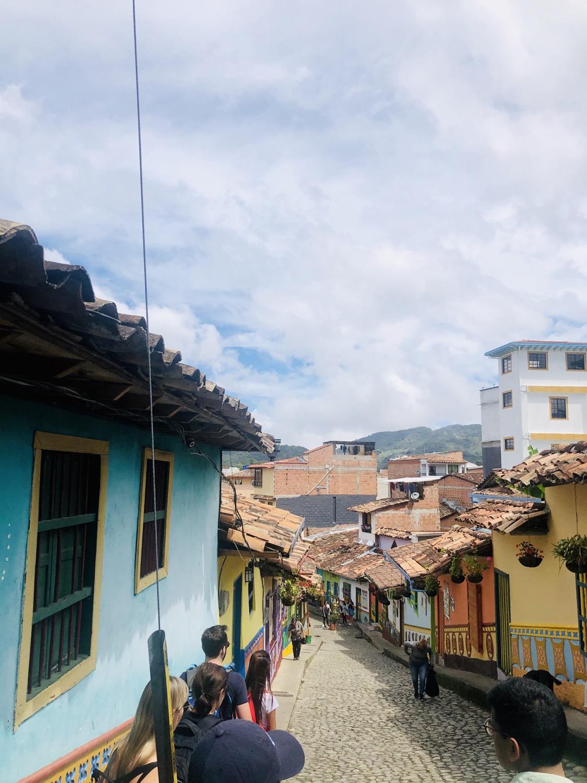 Plazoleta de Los Zócalos