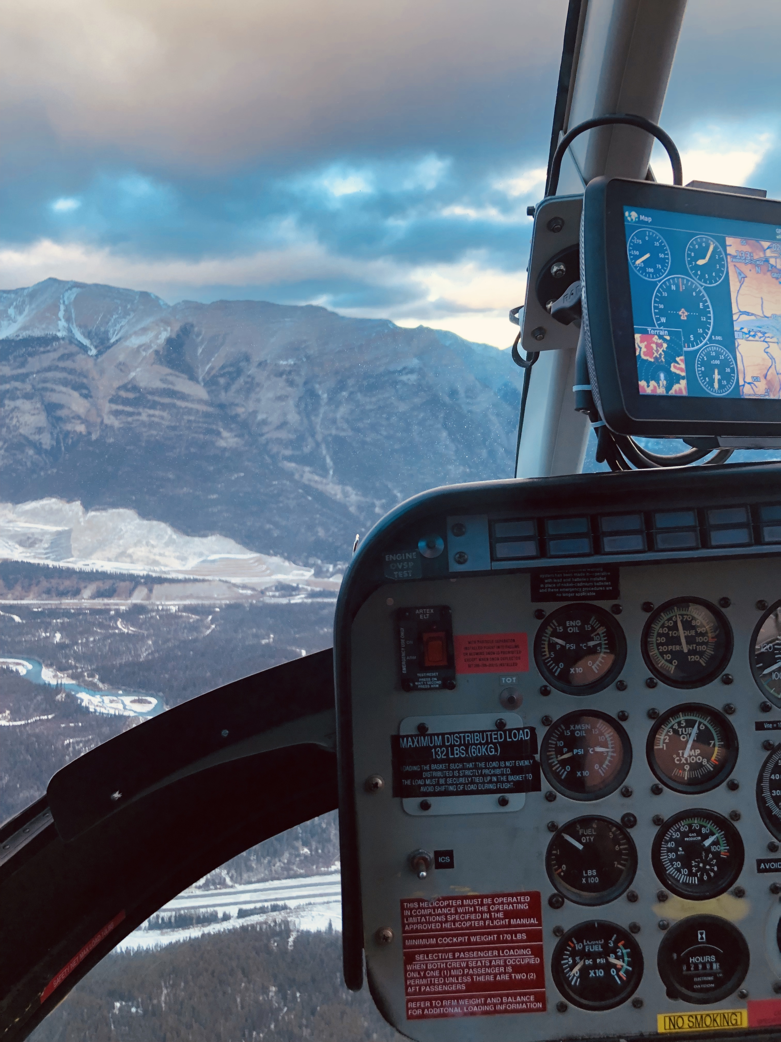 Alpine Helicopter Tour