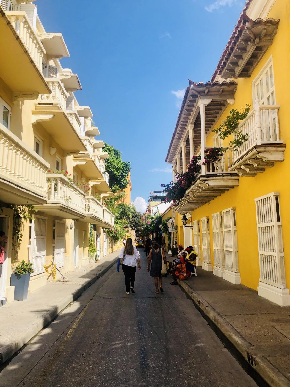 Old City Cartagena