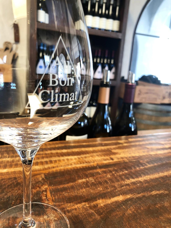 Au Bon Climat Wine Tasting
