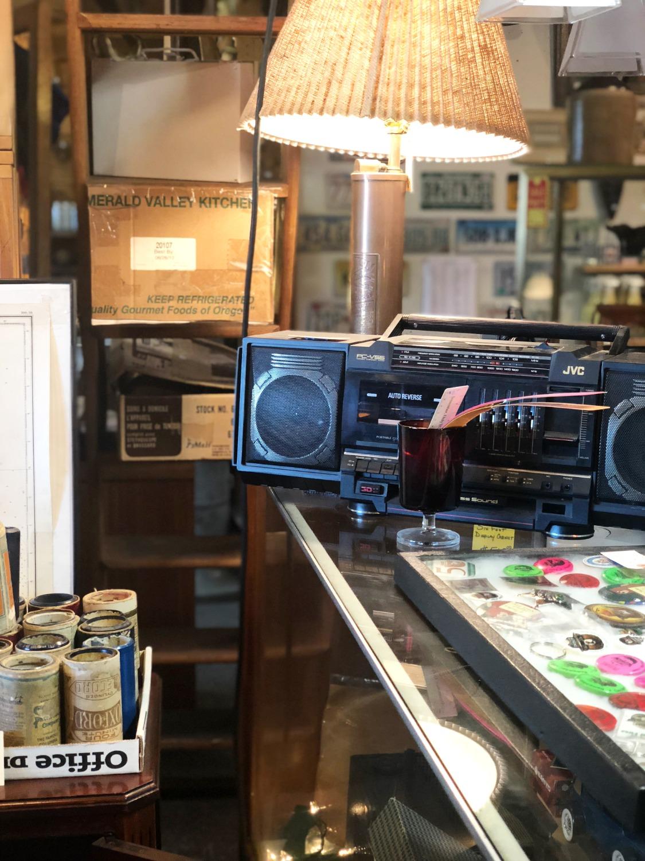 Seattle Antiques Market