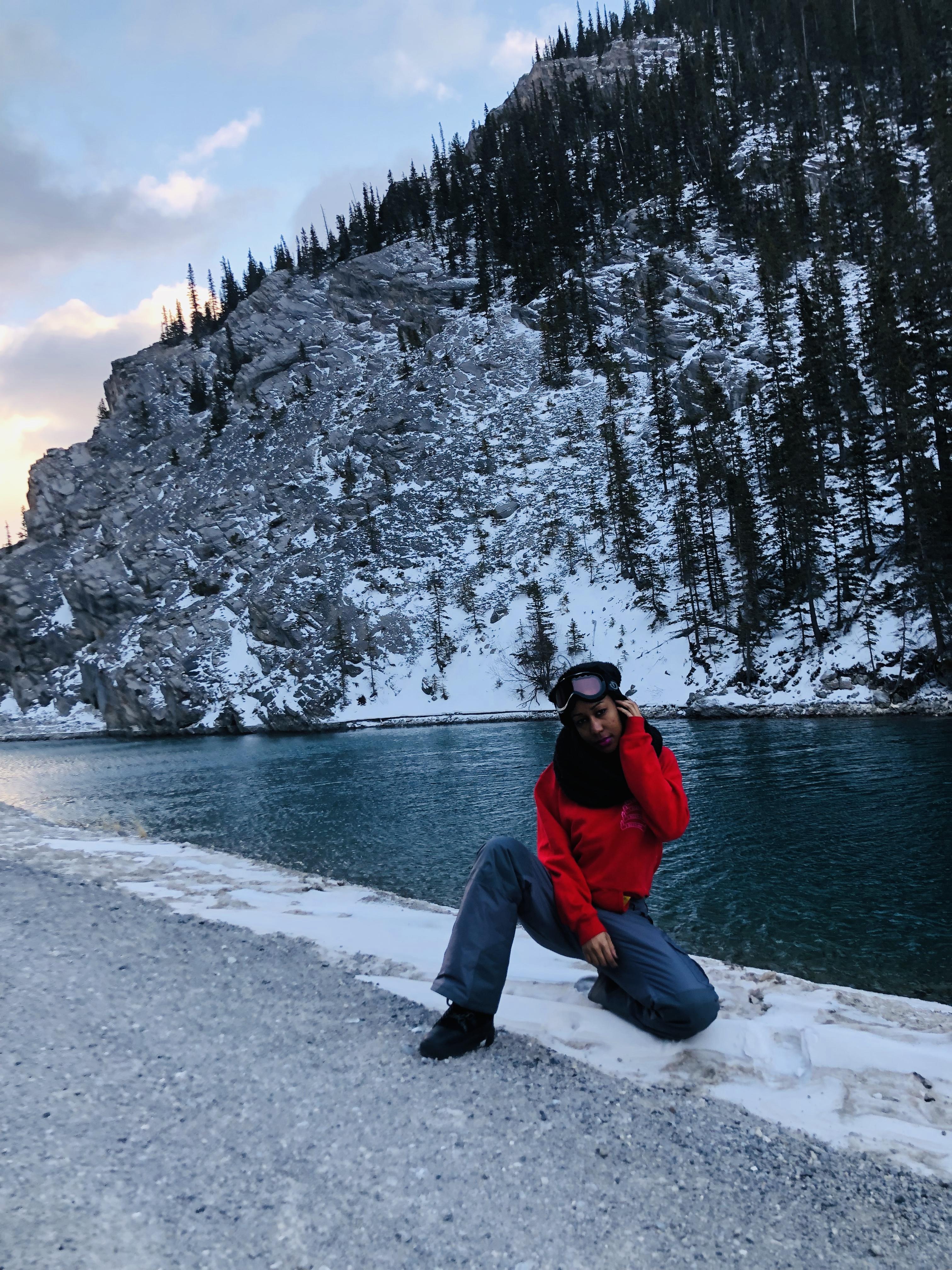 Winding Roads in Banff