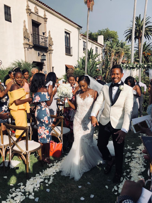 Brittany & Isaac's Wedding