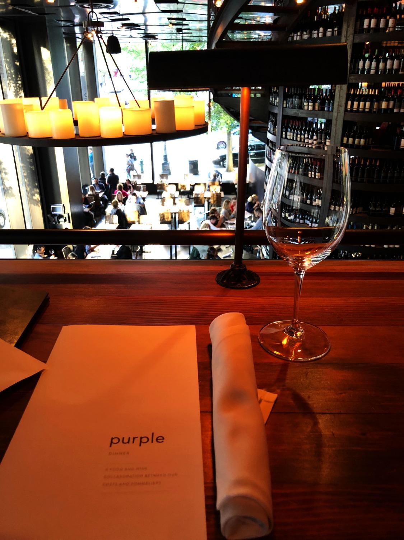 Purple Wine Bar