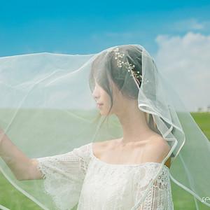 Single wedding snap