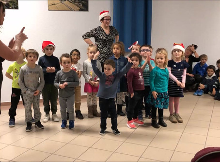 Fête clae maternelle St Georges