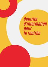 Courrier information rentrée site.png
