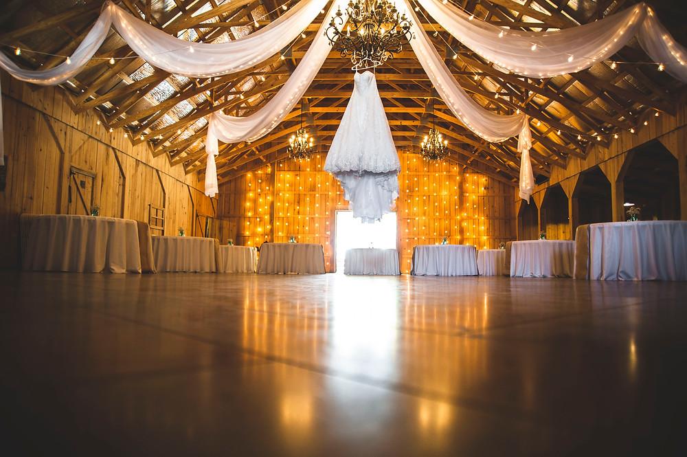 Choosing a wedding venue