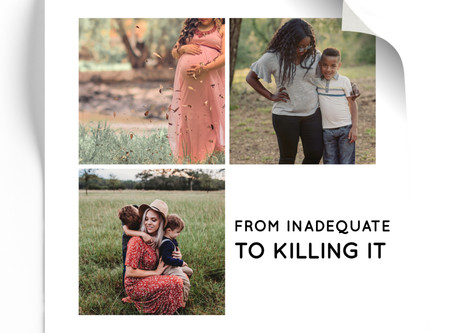 Inadequate to Killing it | Inadequate Mom Vs. Confident Mom
