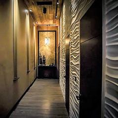 Mandarin Hallway