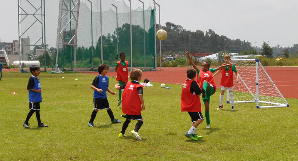 More Pictures on TESFA Football Academy Facebook Page