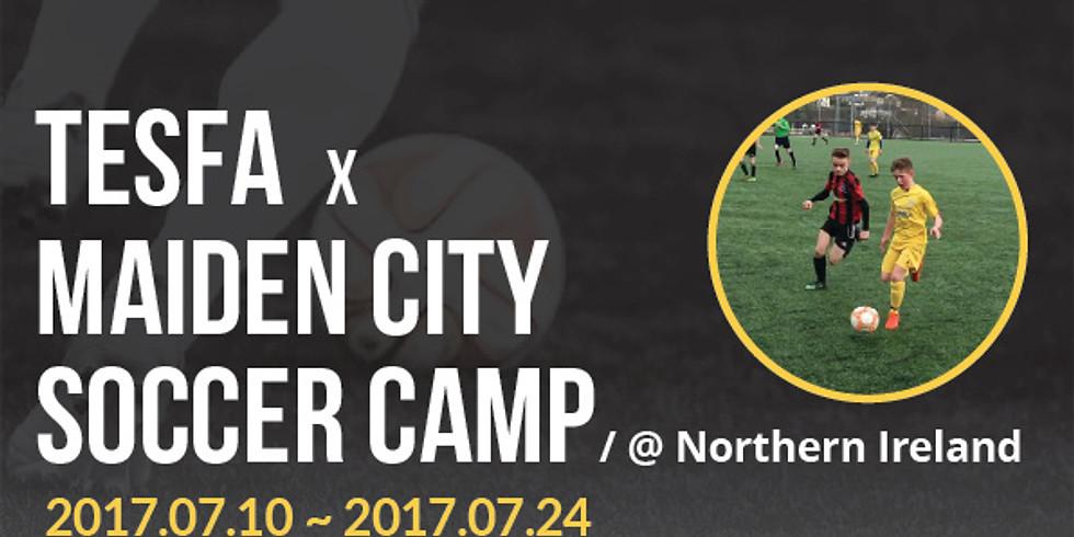 Northern Ireland Soccer Camp