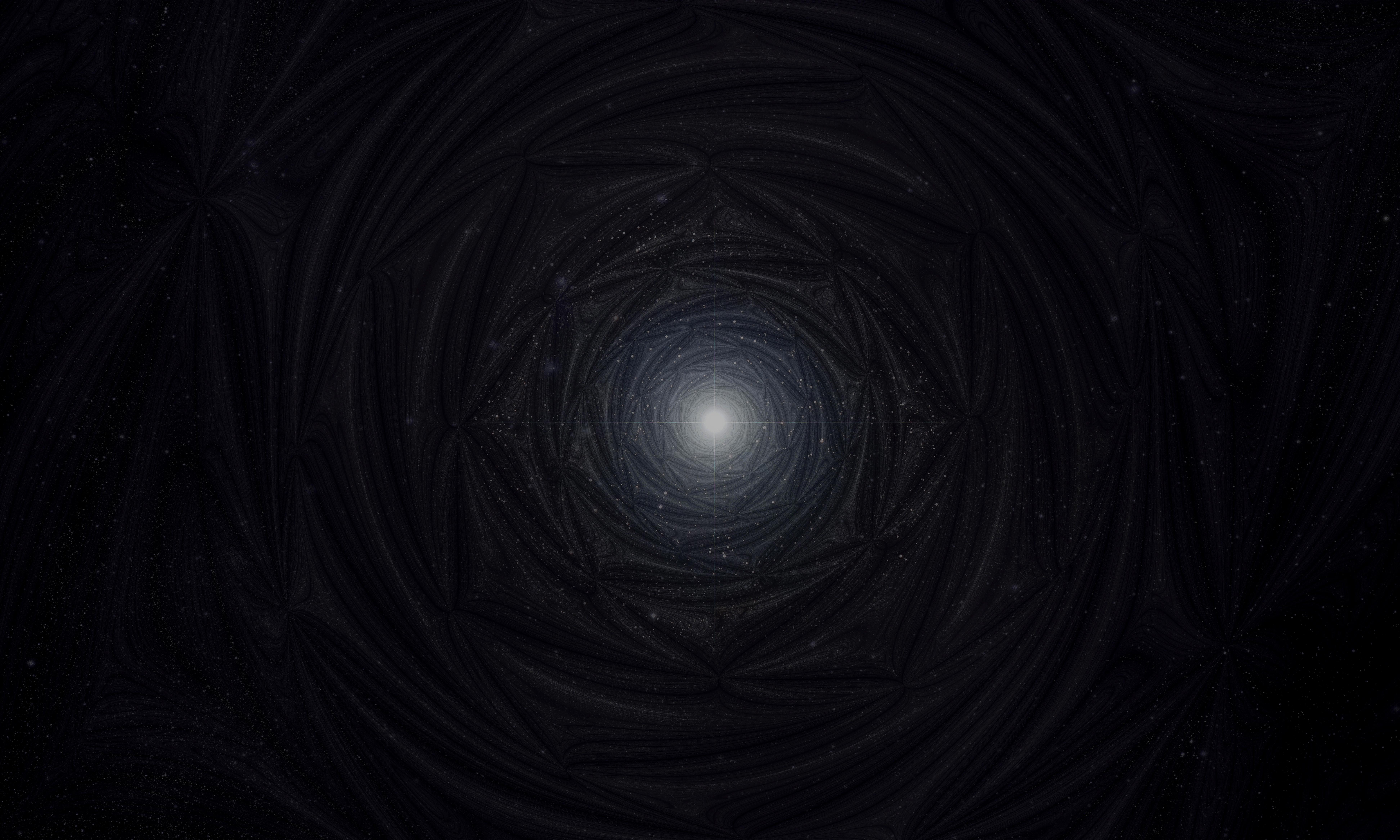 Sirius Star Light Mandala