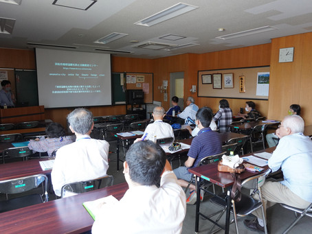 浜松市地球温暖化防止活動推進センター推進員交流会
