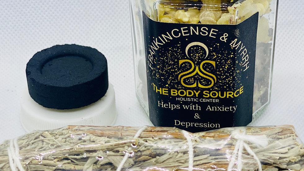 Frankincense & Myrrh kit