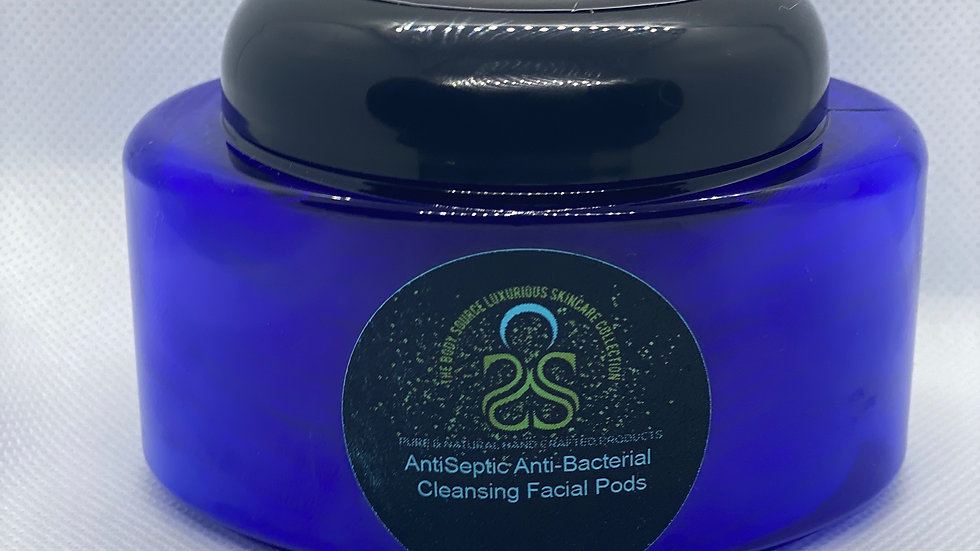 Anti-Bacterial Antiseptic Cleansing Pods