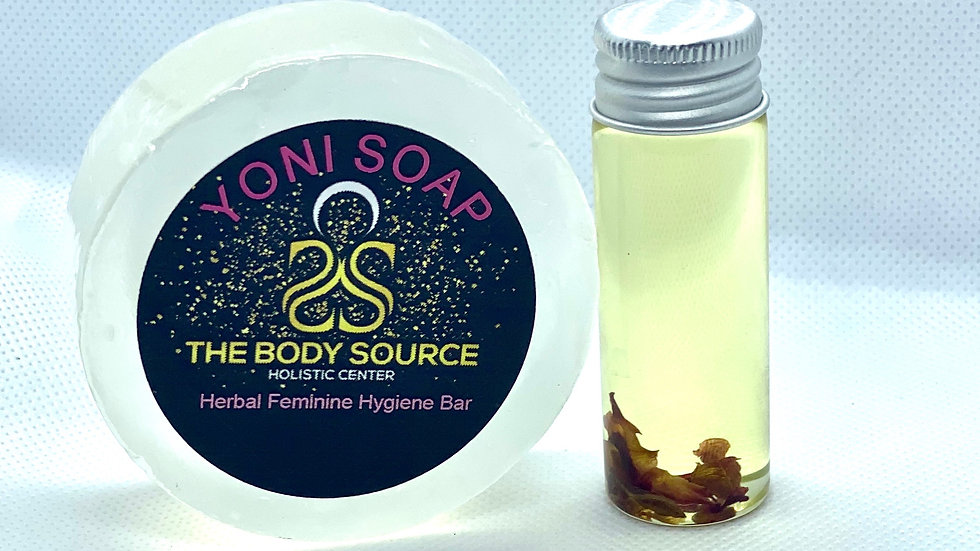 Yoni Herbal Soap with Yoni