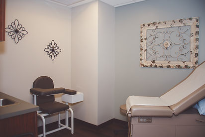 Clinical research medical room
