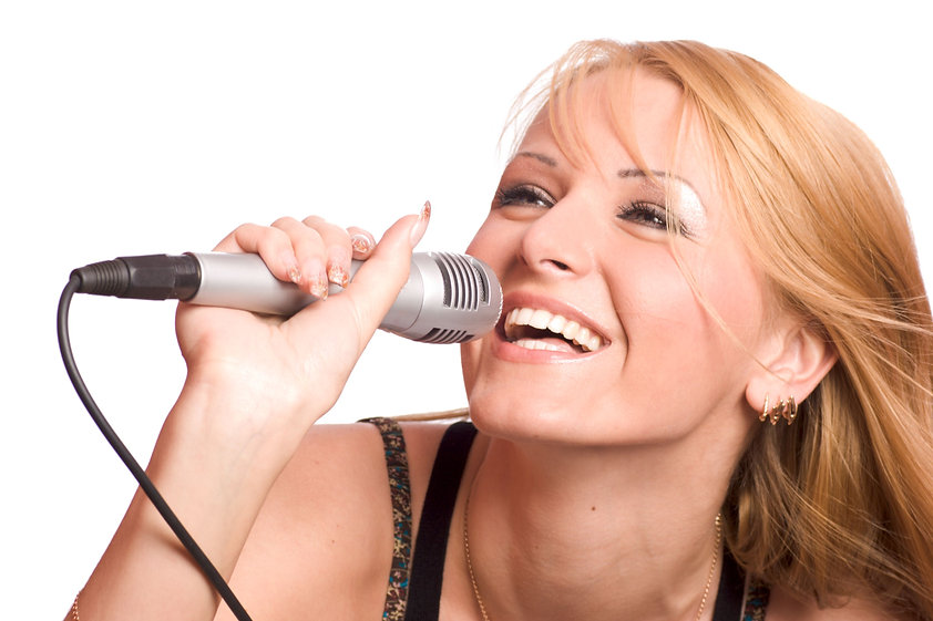 Private singing lessons for adults