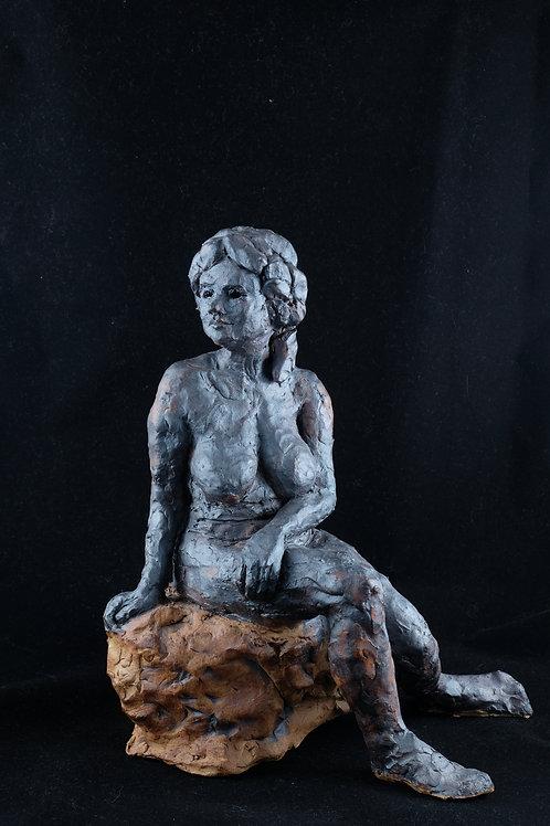 'Sitting Awhile' Cecilia Buchanan