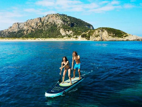 Aquamarina SUPER TRIP - napihljiv SUP z VESLI