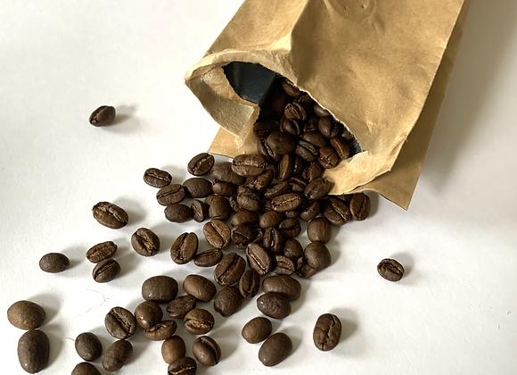 Brownies & Safi Coffee Beans