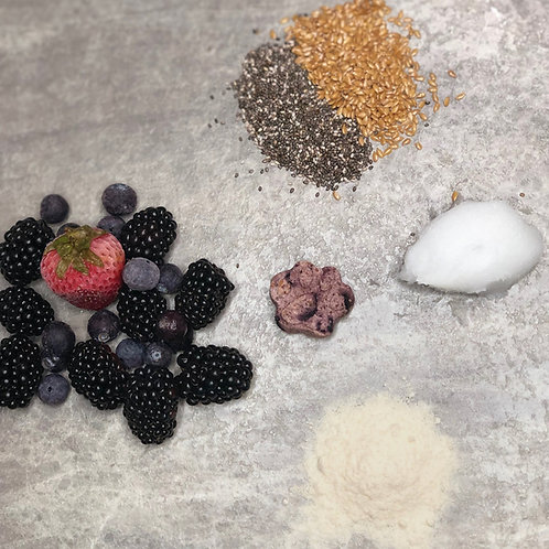 Powerful Berry Supplement