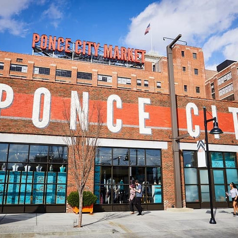 We're Setting up Shop at Ponce City Market