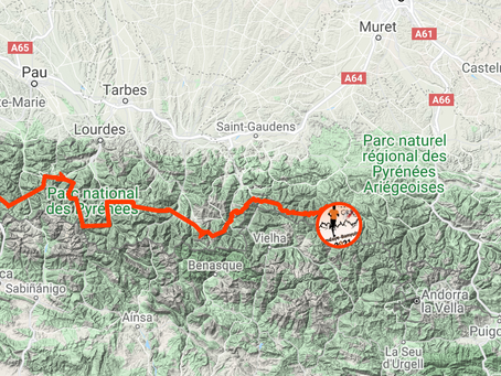 Etape 14: Esbints-St-Lizier-d'Ustou / 42kms-2276m D+