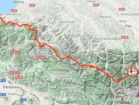Etape 7: Borce-Gourette / 44kms-3007m D+