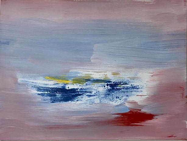 Athanasios Kalampoukas 45.5x61 cm Pink O