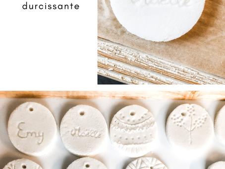 DIY pâte auto-durcissante éco-friendly