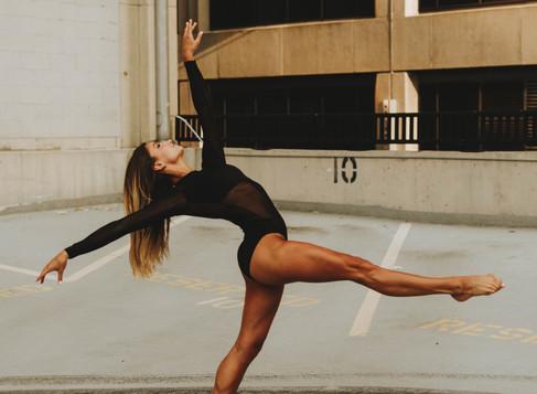 Dancer in KC