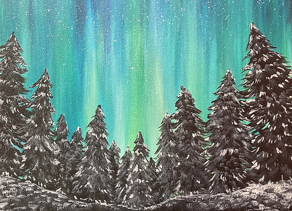 NORTHERN LIGHTS - 15TH OCTOBER @7PM
