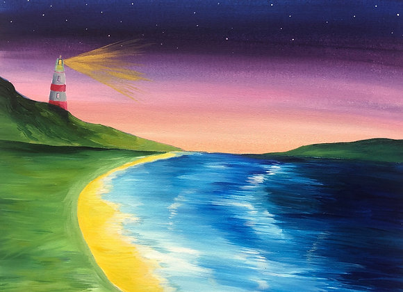 LIGHTHOUSE - 16TH OCTOBER @7PM