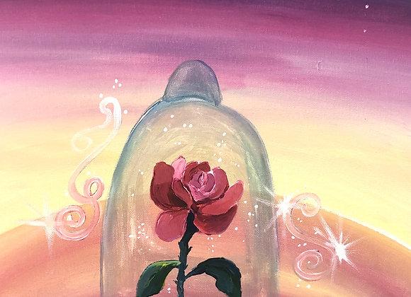BEAUTY & THE BEAST ROSE - 27TH NOVEMBER @2PM