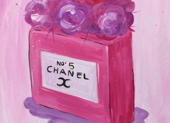 CHANEL & FLOWERS - 12TH JUNE @7PM
